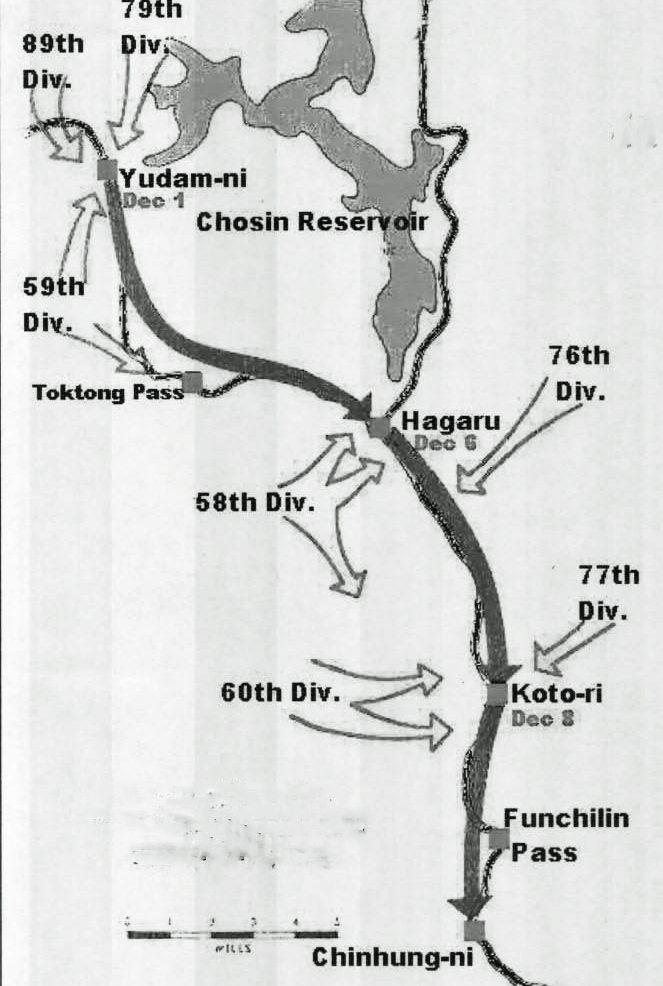 Chosin Map 3