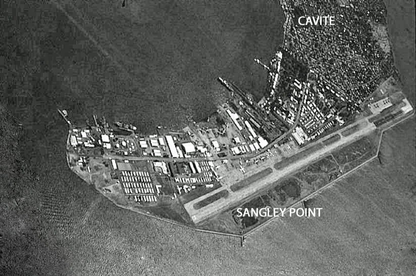 Sangley Point, Black & White
