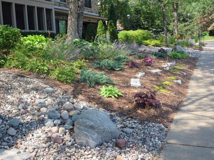 Spring 2015 Front Garden