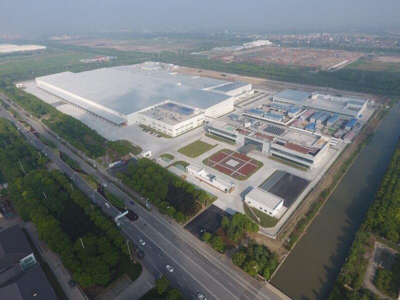 New Honda Motorcycle Mfg. Plant China